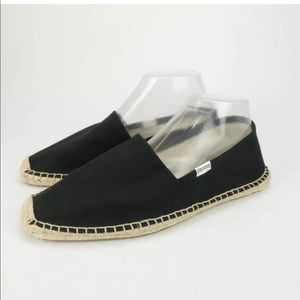 Soludos Espadrille Slip On Loafers Shoes Canvas